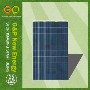 280wp Polycrystalline Solar Panel with High Efficiency Solar Cell pictures & photos