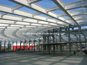Prefab Steel Structure Warehouse/Steel Structure Workshop/Steel Structure Building (DG2-039) pictures & photos