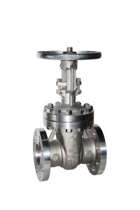 Flange Stainless Steel Hard Seal Stem Gate Valve