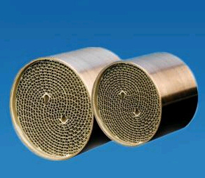 China Metal Catalytic Converter Honeycomb Metal Catalyst