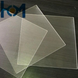 Patterned Tempered Solar Glass for PV Mudule pictures & photos