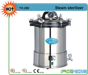 Yx-280 Portable Pressure Medical Sterilization Equipment pictures & photos