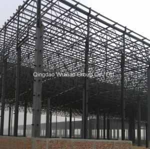 Prefabricated Galvanized Steel Structure Building pictures & photos