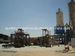 Concrete Block Making Machine Line pictures & photos