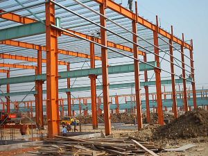 Prefabricated Industrial Steel Structure for Workshop/Warehouse/Shed (SL-0053) pictures & photos