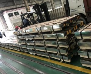 Cold Rolled Stainless Steel Sheet 304 2b with Paper pictures & photos