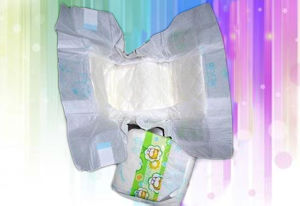 Soft Comfortable Disposable Baby Diaper Wholesale