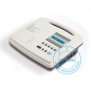 Single Channel Digital Electrocardiograph (ECG-801) pictures & photos