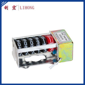 Single Phase Mechanical Counter, Watt-Hour Meter Counter, Meter Register (LHAS6-04)