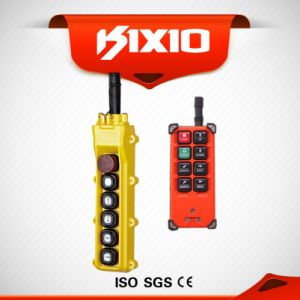 Top Quality Ce Certificate Electric Chain Hoist with Line Control pictures & photos