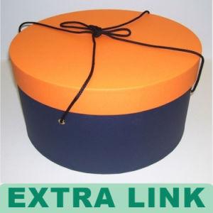 China Hot Sale New Design Handmade Round Hat Box Wholesale China