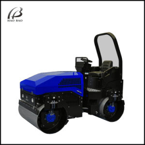 Ride-on Hydraulic Vibratory Roller