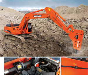 Construction Machine Doosan Dh300LC-7 Hydraulic Crawler Excavator pictures & photos