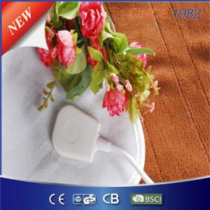 Keep Warm and Healthy Life Non-Woven Fabric Electric Blanket pictures & photos