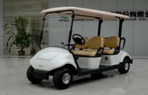 New Design 4 Seater Cheap Electric Golf Cart with CE Certificate for Sale