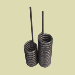 Titanium Alloy Heat Exchanger Part (GR7 / GR12) , Titanium Coils