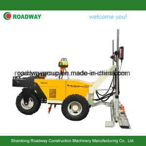 Remote Control Concrete Laser Screed, Floor Laser Leveling Machine pictures & photos