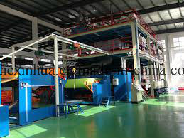 2400mm SSS Non Woven Production Line pictures & photos