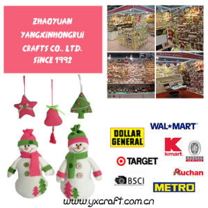 Christmas Decoration (ZY15Y115-1-2) pictures & photos
