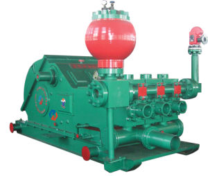 Rl3nb-800 (800HP) Horizontal Triplex Single-Acting Reciprocating Piston Mud Pump