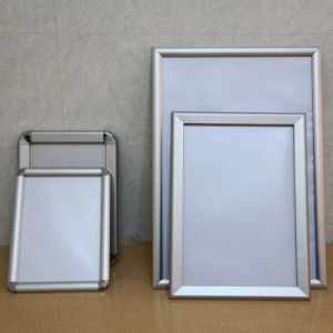 Aluminum Poster Snap Frame (UP6-1)