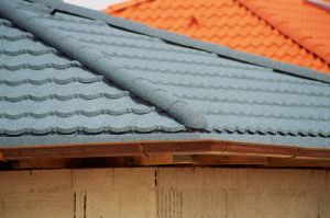 Stone Coated Metal Roof Tiles-Classical Type pictures & photos