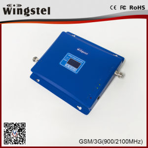 2g 3G GSM/WCDMA 900/2100MHz Mobile Signal Booster pictures & photos