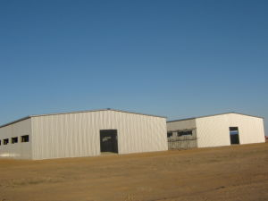 Prefabricated Light Steel Structure pictures & photos