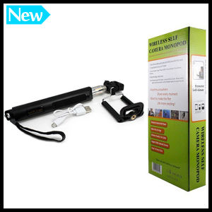 2015 New Focus Bluetooth Selfie Stick for Smart Phone