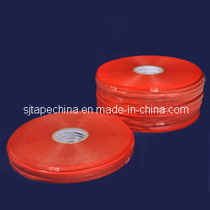 Bag Sealing Tape, Re-Sealable Adhesive Tape, Colored Self-Sealing Tape pictures & photos