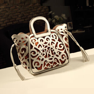 Top Quality Designer Leather Women Shoulder Stock Handbag (CC041) pictures & photos