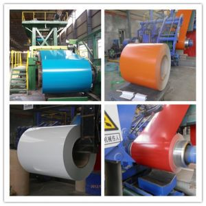 PPGI Steel Coil pictures & photos