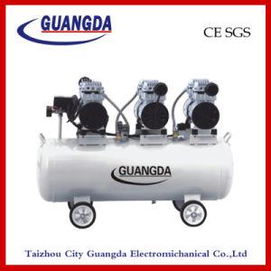 CE SGS 80L Silent Air Compressor (GDG80) pictures & photos