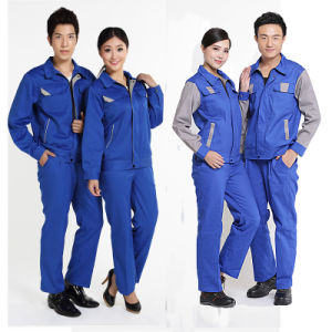 Garment Factory Export Workers Wear Work Uniform pictures & photos