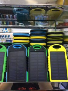 4000mAh Factory Original Solar Mobile Phone Bank Power Charger pictures & photos