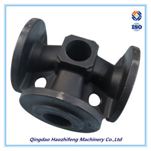 Cast Iron Gate Pump Fitting by Casting Process pictures & photos
