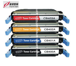 Toner Cartridge Compatible with HP CB400--CB403 Series