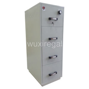 UL 720 Class 350 Fireproof File Cabinet, Different Metal Cabinet (UL824FRD-II-4011) pictures & photos