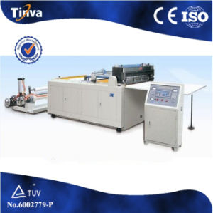 High Speed Golden and Silver Paperboard Cutting Machine Wenzhou pictures & photos