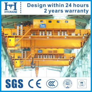 Double Beam Foundry Overhead Crane