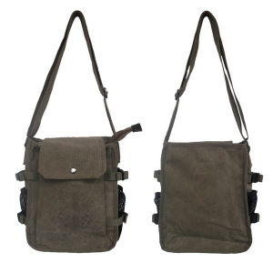 High Quality Canvas Messenger Bag-2013.34 pictures & photos