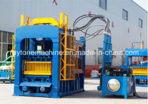 Automatic Block Making Machine Hollow Cement Block Making Machine pictures & photos