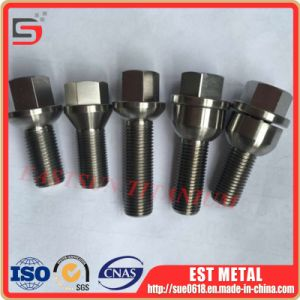 Titanium Ball Seating Wheel Lug Bolts
