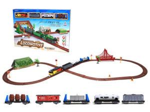 China Soba Plastic Toy Train Tracks