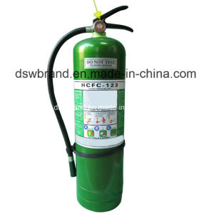 Hcfc-123 Fire Extinguisher pictures & photos