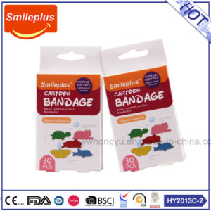 Cartoon Cute Adhesive PE  Material Bandage Wound Plaster pictures & photos