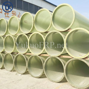 Water Supply FRP Pipe / GRP Pipe / Fiberglass Pipe