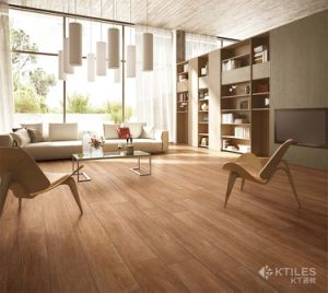 Porcelain Wood Floor Tile 600x1200mm