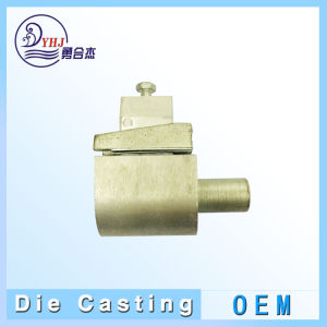 Professional OEM Aluminum and Zinc-Alloy Die Casting Engine Parts with Big Size and Small Size in China