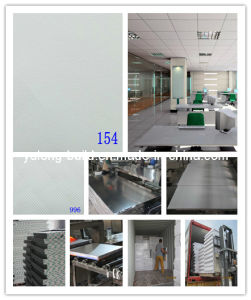 Gypsum Ceiling Tile with PVC Covered pictures & photos